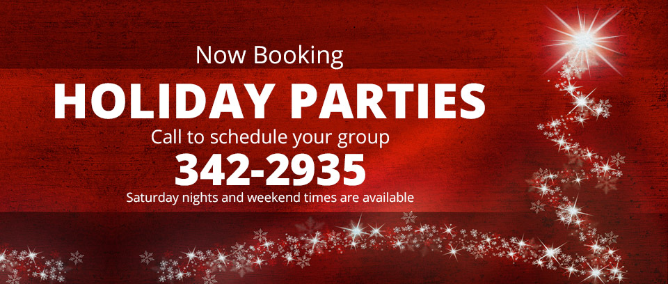 Holiday Parties Robbinsdale Lanes