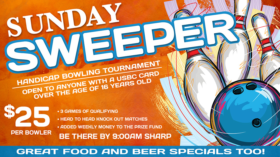 Sunday Sweeper Robbinsdale Lanes Rapid City