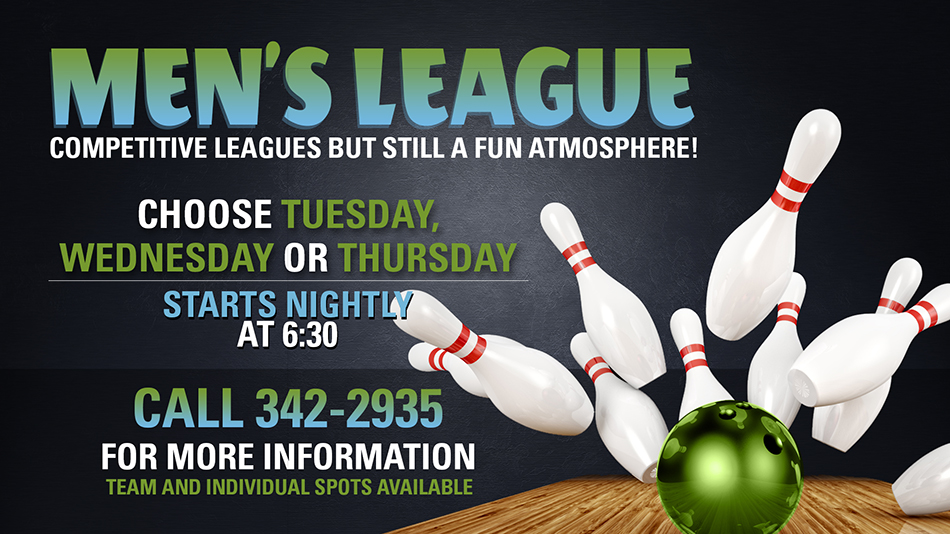Fall Leagues Robbinsdale Lanes Bowling