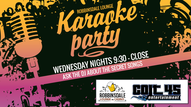 Karaoke at Robbinsdale Lounge