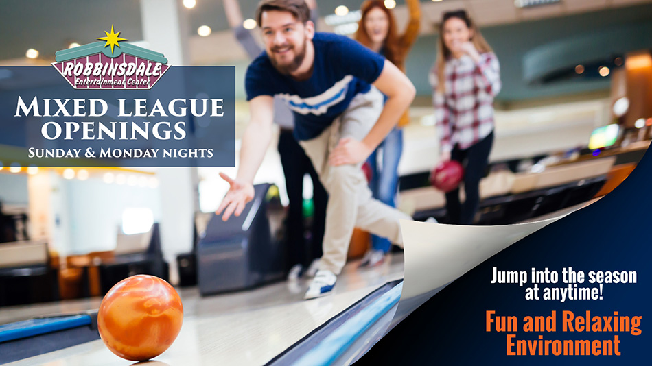 Robbinsdale Mixed Leagues