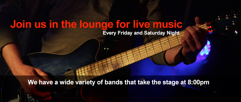 Live Music At Robbinsdale Lounge